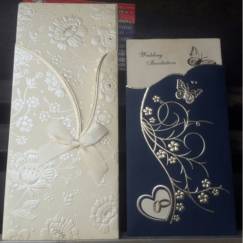 Book Customized Invitation Cards With Patterns In Nigeria